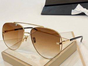 Масштабные мужские популярные солнцезащитные очки со специальной защитой от ультрафиолета, женские моды ретро овальные очки рама высокого качества бесплатная коробка