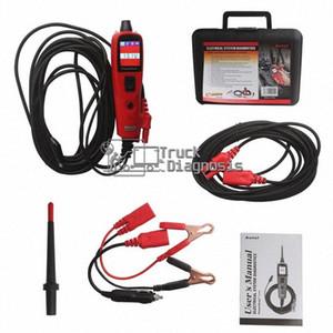 Herramienta de diagnóstico del sistema eléctrico de Autel PowerScan® PS100 PS100 Autel potencia la exploración del coche automático probador de circuitos FWv4 #