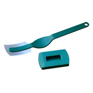 Дуга хлебный нож из нержавеющей стали Багет резки французский ТОА Cutter изогнутый нож Хлеб Cutter Prestrel Бублик Хлеб Инструменты