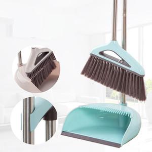مكنسة داسكون جودة مكنسة داسبان دعوى أدوات التنظيف المنزلية طوي البلاستيك pp مزيج لينة الشعر نظيفة الغبار المساعد