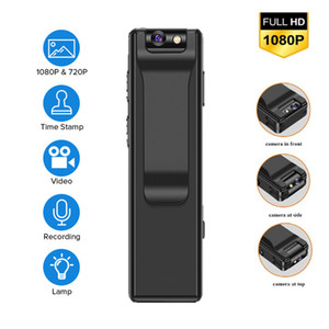Mini Camcorders Voice Video Recorder Mini Pen Camara for Police Traffic Law Enforcement Meeting Motion Detection Micro Clip Cam