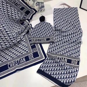 2020 neue Baby-Stricken Pullover Decke Boy Weiche 100% Baumwolle Kind-Mädchen-Baby-Winter-Decke Kinder Knitting Schalhut