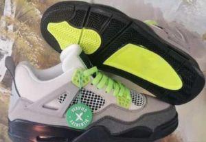 2020 Cheap new Men Women Carnival Jumpman basketball shoes White Game Royal Orange Blue Multicolor sneakers tennis j4 5.5-13 a1