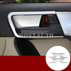 Для Toyota Land Cruiser Prado FJ150 Интерьер автомобиля Ручка двери Чаша уравновешивания крышки 2010-2019 4шт