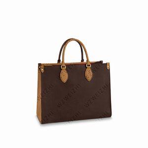 Neue Mode Frauen Handtaschen Hohe Qualität PU-Leder Umhängetaschen Schwarz Geprägte Handtasche Totes Crossbody Bag Lady Clutch Bags M45320