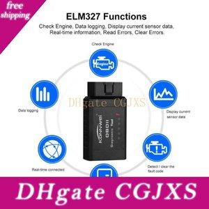ELM327 OBD2 블루투스 이상 진단 장비 미니 테스터 자동차 도구 코드 문제 리더 스캐너 도구 오류 자동차 담당자 Z8x4