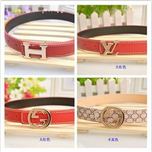 2020 New design kids belt strap hight quality luxury fashion pu leather children belt boys girls pin buckle pants belts 4