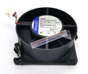 Originale EBM PAPST 3312U 12V 2.4W 2.8W 90 * 90 * 32MM impermeabile ventola di raffreddamento