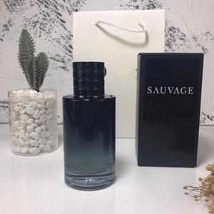 Духи для мужчин Sauvage EAU нейтральные ароматы анти-прозрачный дезодорант спрей 100 мл Долговечное время высочайшего качества