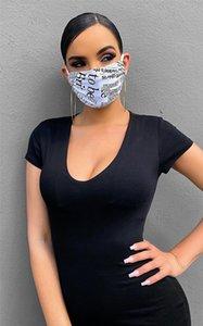 Diy Maschere di cristallo strass veneziane di travestimento sexy delle donne Eyemask metallo Wedding Hen Night Party Mask di Natale Props regalo # 456