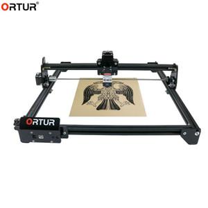 7W 15W 20W GRBL Controle Ortur Laser Engraving máquina Mini CNC Laser Gravador Printer Madeira Metal Pedra Cortador de máquina da marcação