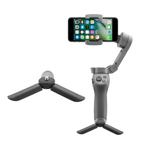 Universal Mobile Phone Mobile Stabilizzatore Base Bracket Palmare piattaforma cloud Treppiede Piccolo mini accessori treppiede per Dji Osmo JHP