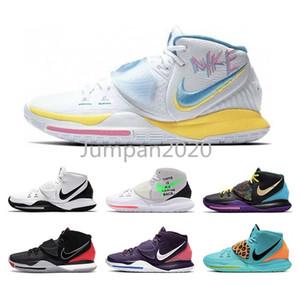 2020 neue Ankunfts-Mann Nike Kyrie 6 VI Herren-Basketball-Schuhe Irving 6S 6 Jungen Frauen Zoom Sport-Turnschuhe QQ