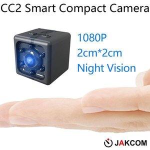 JAKCOM CC2 compacto de la cámara caliente de la venta de Mini cámaras como niñera electrónica del mini bic encendedores prosport