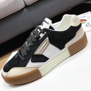 2019QS novos homens casuais calçado desportivo, baixa de borracha para ajuda luxo mens ao ar livre sapatos desportivos de viagem, caixa de embalagem original entrega rápida