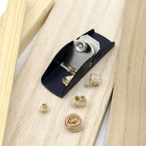 Herramientas de la carpintería Mini mano alisadora de madera cepilladora herramienta plana plano inferior borde de madera de recorte de la herramienta de artesanía en madera carpintero