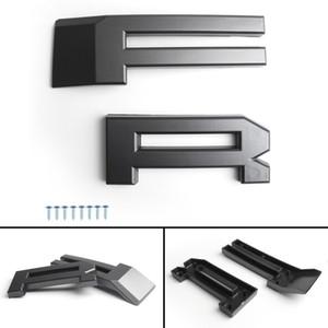 Areyourshop Araç Fit For Ford F150 F150 Raptor Stil Paramount Grille Mektupları 2015 2016 2017 Araç Oto Aksesuarları