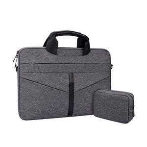 Sac Side Bladder Bag Teceg Laptop Bandouliere Notebook For Men Computer Leather Business One Shoulder Homme Portable Kvmls