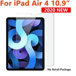 9H anti-choque Premium Screen vidrio templado protector para iPad AIR 4 10,9 pulgadas 2020 A14 vidrio templado ningún paquete