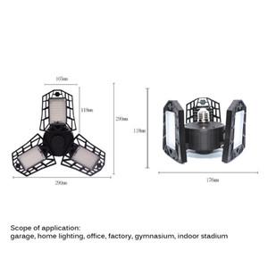 Deformation UFO Led Light E27 High Bay Light Garage Lamp LED Lights For Gas Station Canopy Workshop Football Field