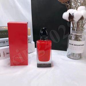 En kaliteli Parfüm Kadın Parfüm Si Essence En yüksek kalite Parfüm 100ML EDT EDP Parfüm Cam Ücretsiz Kargo Hızlı Teslimat şişe