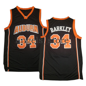 34 Barkley Jersey Baloncesto Auburn LeBron James 23 2 Leonard NCAA Dwyane Wade 3 11 Universidad Irving Stephen Curry 30 25 Anfernee Hardaway