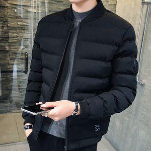 Plue Размер S-4XL Мужские зимние куртки и пальто Толстые Parka куртки для мужчин пиджаки Одежда мужская Одежда мужская Топы Человек ветровку