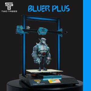 DEUX ARBRES 3D PLUS Bluer imprimante de mise à niveau cadre en métal Masques Impression magnétique Plaque de construction BL TOUCH DIY KIT Mean Well Alimentation