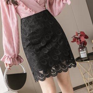 Lace Tight нерегулярного летом skirt- линия платья 2020 нового похудения юбки высокой талия оболочка One-Step Bodycon женщины плотно одностадийный gcZ3Y