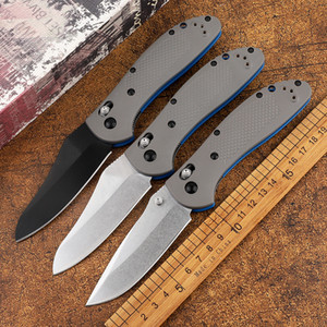 BM550 / 551 EKSEN Sistemi Kelebek Katlama bıçak G10 kolu 20CV Blade Açık Avcılık Cep BM810 BM555 BM940-1 EDC Bıçak