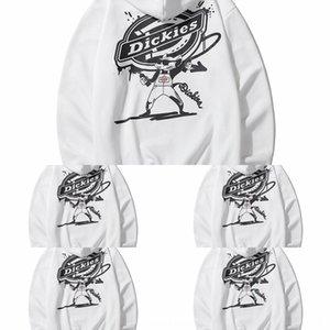br moda nuevo clásico de impresos con capucha para mujeres de la marca de moda suéter nuevo clásico Dick Dick impreso suéter con capucha para hombres y mujeres UbPcM UBP