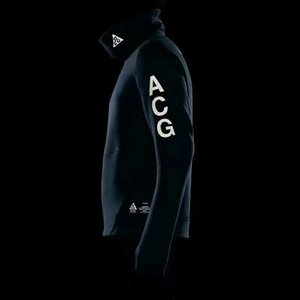 19fw lussuoso marchio funzione di disegno di alta collare ACG Donna Uomo Casual Felpe Maglione pullover Streetwear Outdoor con cappuccio