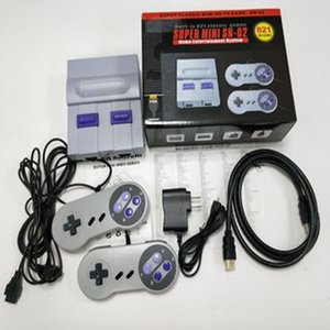 HDMI Out Super Mini SN 02 Games Console System with Gamepad for SNES Nintendo Game Consoles