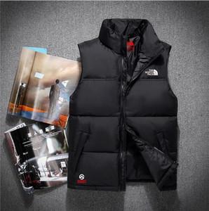 2020 Erkekler Kış Aşağı Yelek Ceket Puffer Ceket Kapşonlu Kalın Coat Ceket Erkekler Yüksek Kalite Aşağı ceketler Erkekler Kadınlar Çiftler Parka Kış Coat