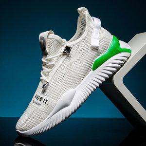 ACGICEA hombres los zapatos corrientes de los zapatos de malla transpirable zapatillas de deporte de los hombres de luz al aire libre Formadores jogging Zapatillas Hombre