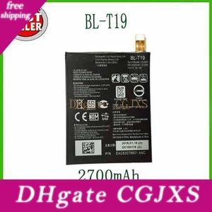 Original Oem Bl -T19 Blt19 Cellphone Battery For Lg Google Nexus 5x Battery H790 H791 H798 Bl -T19 2700mah Free Shipping Wholesale