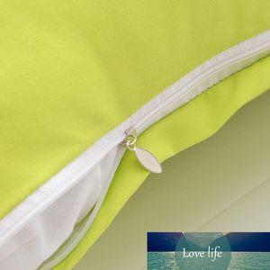 45x45CM Pillowcase Pure Color Polyester White Pillow Cover Cushion Cover Decor Pillow Case Blank Christmas Decor Gift DHL