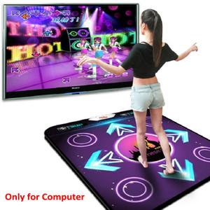 NewB HD Non-Slip Dancing Step Dance Mat Yoga Pad Pads Dancer Blanket Fitness Equipment Revolution Foot Print Mat For PC