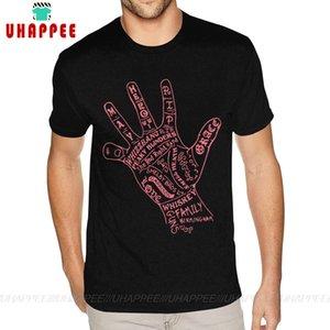Samurai Warrior coton 3XL hommes Hilarant coton T-shirt