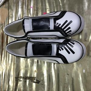 2020 yaz FF Kaliforniya Sky serisi el boyaması düşük-top spor ayakkabılar rahat bir retro konforlu ışık Instagram trendi grafiti