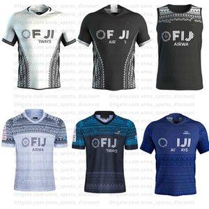 2020 새로운 럭비 유니폼 피지 국가 대표팀 홈 & 어웨이 유니폼 7-A 측의 저지 도매 논의 할 수있다
