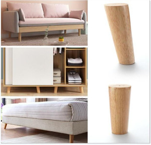 Solid wood sofa legs, wooden legs, coffee table, furniture legs, TV cabinet, bedside table, cabinet legs