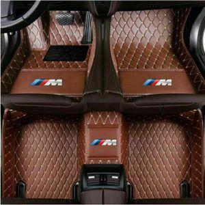 Adatto BMW X1 X2 X3 X4 X5 X6 X7 Z4 M1 M3 M4 M6 X5M impermeabile Tappetini Auto