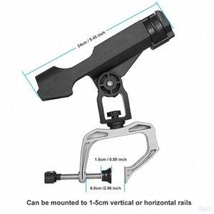Nuovo di pesca Holder Boat Rod Rod Reel Combo Fishings rotazione di 360 gradi regolabile Power Lock pesca Holder Rod rack pieghevole con La rfw8 #