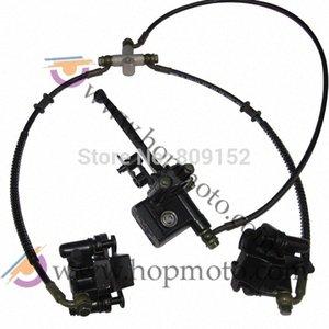 ATV Bremshebel 50 70 90 110 Cc Eine Fronthebel mit zwei Bremssattel Hydraulikteile Atv Parts Distributors Atv Parts Finder Von Ya U5io #