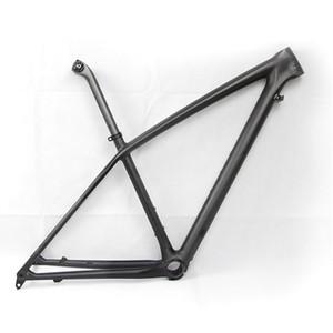 OEM Logo EPIC bukalemun Tam T1100 karbon fiber MTB Sert bisiklet Çerçeve 29E / 27.5er / 650bx15
