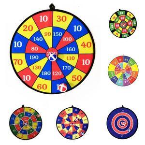 Boomerang ABS Darting Para Crianças brinquedos que voam Tecido Dart Board Set Kid Jogo de bola Alvo Jogando Esporte