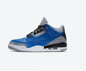 Chaussures de basket gros J3 populaire Katrina formateurs Formation Sneakers Dropping Accepted Quai 54 Pit Crew Varsity royal Knicks Tok