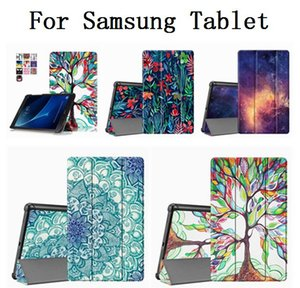 Full Protect PU Leather Tablet Cover For Samsung Tab 10.5 T860 10.1 T510 PC Case