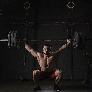 1 paire 50mm Collier de barbell verrouillage des clips Dumbell Pince Poids de levage Barre de levage Gym Dumbbell Fitness Body Build Building Builds Clips Lock Jaw Y3TI #
